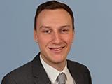 Firmenkundenberater Florian Brückner