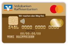 Beispiel GoldCard