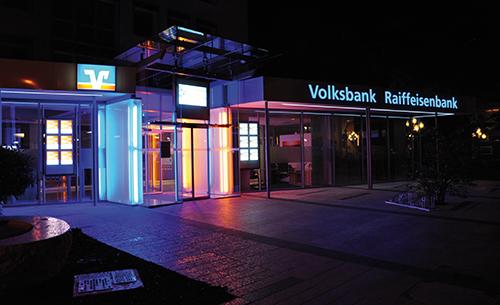 Hauptstelle Volksbank Raiffeisenbank Oberbayern Südost eG